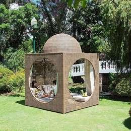 Ingarden Limited: modern tarz Bahçe