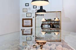 Oficinas y tiendas de estilo  por goodmaken