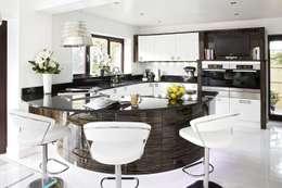 Кухни в . Автор – Twenty 5 Design