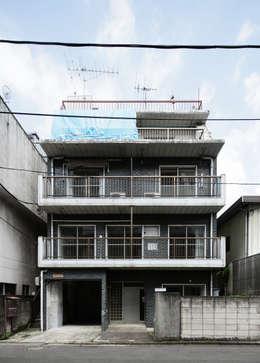 by 青木茂建築工房