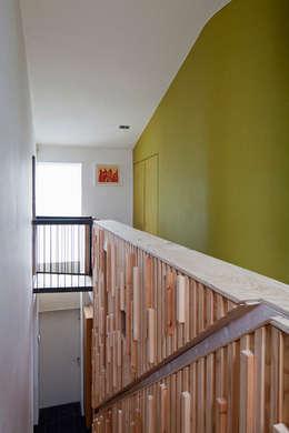 Hallway Colours 5 Moss Green