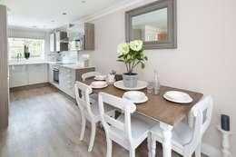 country Kitchen by Emma & Eve Interior Design Ltd