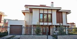 Nurettin Üçok İnşaat – Kapadokya Evleri: modern tarz Evler