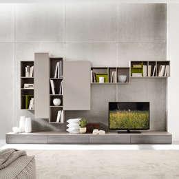 modern Living room by My Italian Living