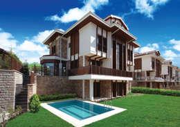 modern Houses by Nurettin Üçok İnşaat