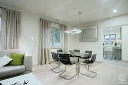 ENERGOHOUSE: Столовые комнаты в . Автор – ZROBYM architects