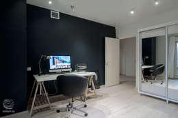 ENERGOHOUSE: Рабочие кабинеты в . Автор – ZROBYM architects