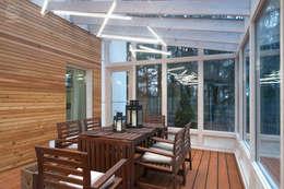 Patios & Decks by ZROBYM architects