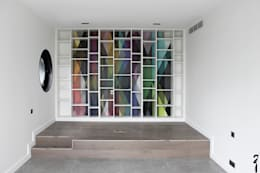 Villa N 03: Bureau de style de style Moderne par 2&1