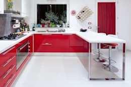 modern Kitchen by Mario Marino