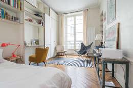 Sonia & Laure: Chambre de style de style Classique par RencontreUnArchi