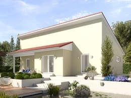 Casas de estilo moderno por ProHaus GmbH & CO. KG