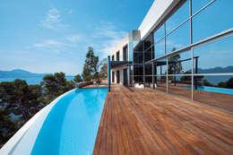 Casas de estilo moderno por Alibaz Inversiones