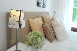 Home Staging Bereich Schlafen: klassische Schlafzimmer von MK ImmoPromotion