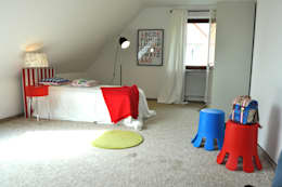 Home Staging Kinderzimmer: moderne Kinderzimmer von MK ImmoPromotion
