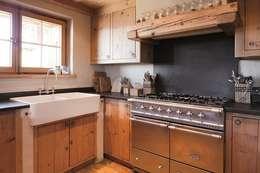 Cucina in stile In stile Country di Gamahogar