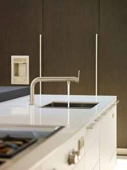 مطبخ تنفيذ Sapphire Spaces