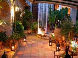 Projekty,  Ogród zaprojektowane przez Karma Properties