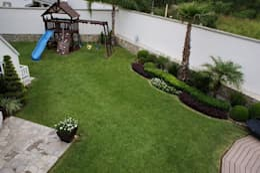 Patio de Juegos: Jardines de estilo minimalista por InGarden