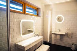 if architektura: minimal tarz tarz Banyo