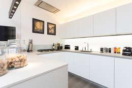 modern Kitchen by LiteTile Ltd