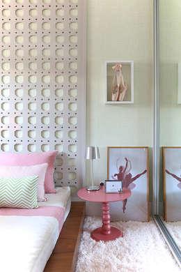 modern Nursery/kid's room by SESSO & DALANEZI