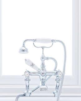 classic Bathroom by William Gaze Ltd