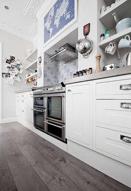 Klassische Küche Von William Gaze Ltd