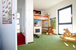 Спальни для мальчиков в . Автор – FingerHaus GmbH