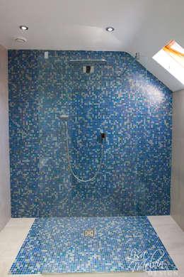 modern Bathroom by Lisa Melvin Design