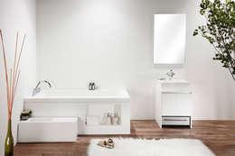 기능성 욕실 인테리어: Saturnbath의  화장실