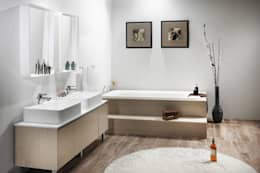 라운드시리즈: Saturnbath의  화장실
