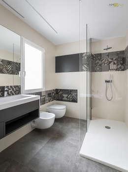 حمام تنفيذ ambau taller d´arquitectes