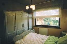 sypialnia: styl , w kategorii Sypialnia zaprojektowany przez projektowanie wnętrz