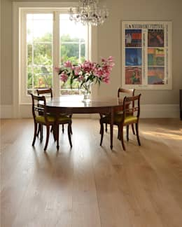 Walls & flooring تنفيذ The Natural Wood Floor Company