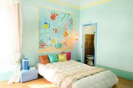 Dormitorios de estilo mediterraneo por Marianna Leinardi