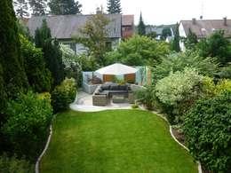 Gartenumgestaltung:   von Bodin Pflanzliche Raumgestaltung GmbH