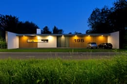 Bungalows by De Kovel architecten