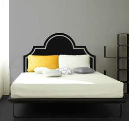 클래식헤드보드: 인그리고(ingrigo)의  침실
