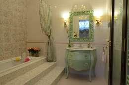 The House in Wonderland: Ванные комнаты в . Автор – udesign