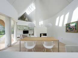 modern Dining room by Möhring Architekten