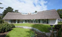 moderne Tuin door Möhring Architekten