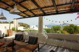 Terrasse de style  par Studio di Architettura Manuela Zecca