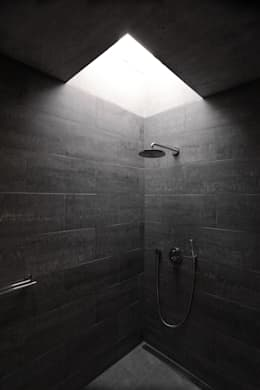 Projekty,  Łazienka zaprojektowane przez mpp architekten ag