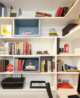 مكتب عمل أو دراسة تنفيذ Casa 2 Arquitetos