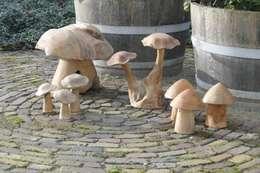 Tuinbeelden: klasieke Tuin door De Zomereik