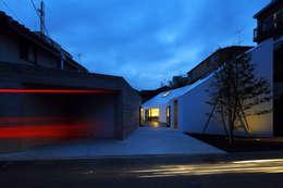 Lik house: 株式会社廣田悟建築設計事務所が手掛けた家です。