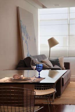 modern Dining room by Estúdio Barino | Interiores