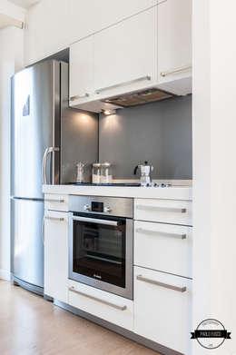 مطبخ تنفيذ Paolo Fusco Photo