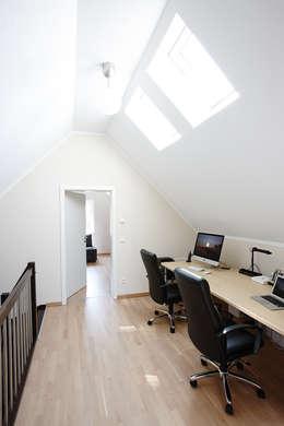 Рабочие кабинеты в . Автор – FingerHaus GmbH